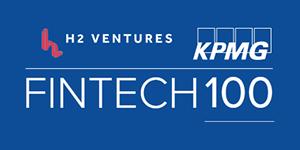 KPMG fintech 100 logo